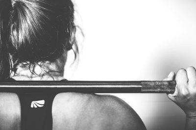 weight training women