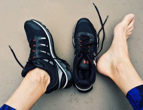 Plantar fasciitis- a pain in the foot?!